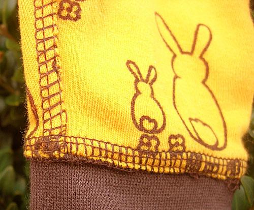 kaninbyxordetalj